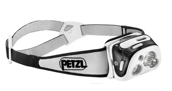 Petzl Reactik+ Stirnlampe Schwarz